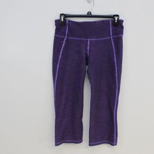 Lululemon Crop Pants Size 6 Purple